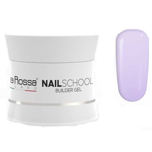 Gel Constructie NailSchool Lila Rossa, 15 g - nuanta violet imagine produs