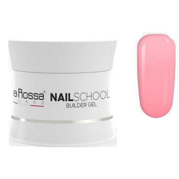 Gel Constructie NailSchool Lila Rossa, 30 g - nuanta french pink dark imagine produs