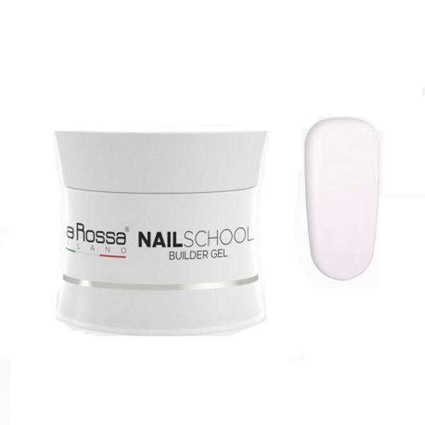 Gel Constructie NailSchool Lila Rossa, 50 g - nuanta thick clear imagine produs