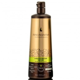 Balsam Hidratant pentru Bucle - Macadamia Professional Ultra Rich Moisture Conditioner 1000 ml