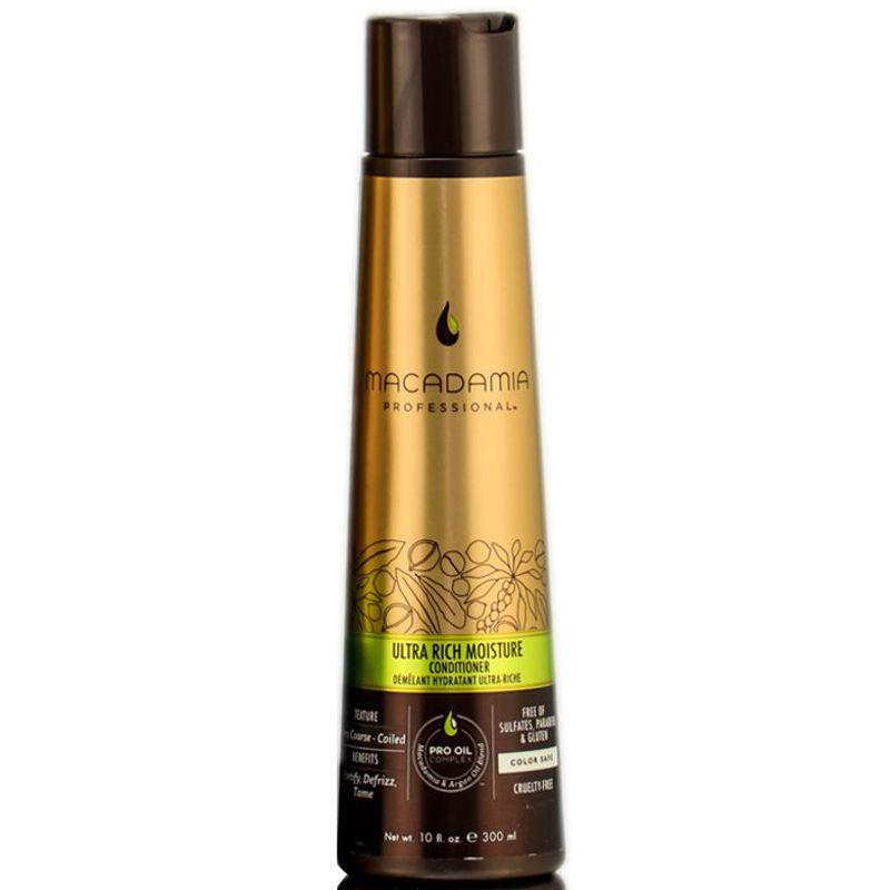 Balsam Hidratant pentru Bucle - Macadamia Professional Ultra Rich Moisture Conditioner 300 ml