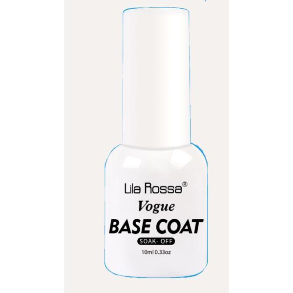 Base Coat Vogue Lila Rossa, 10ml imagine produs