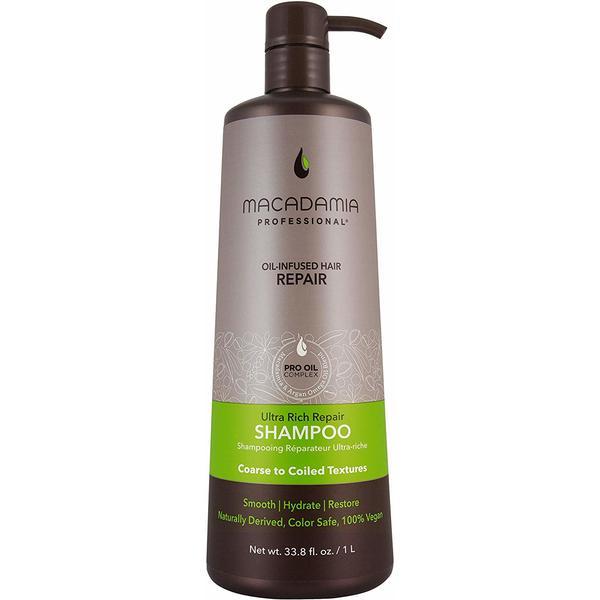 Sampon cu Efect Reparator - Macadamia Professional Ultra Rich Repair Shampoo, 1000 ml imagine