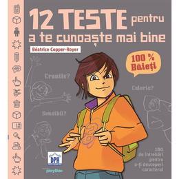 thumb 12 teste pentru a te cunoaste mai bine 100 1 - 12 teste pentru a te cunoaste mai bine. 100