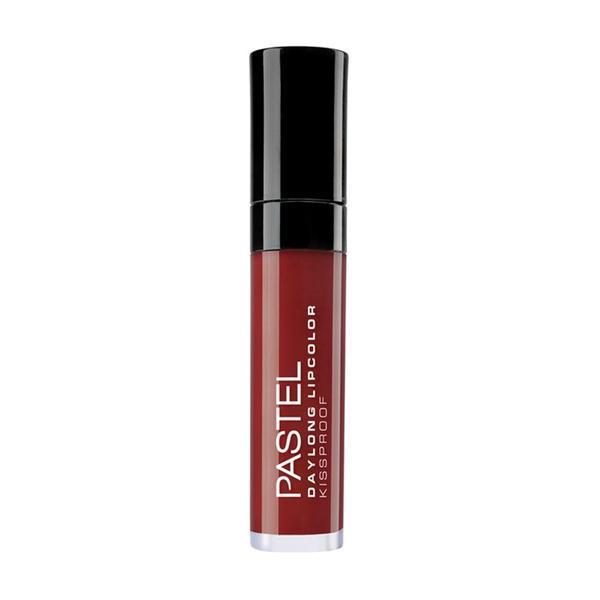 Ruj mat lichid rezistent la transfer, Daylong Lipcolor Kissproof, Pastel, nuanta 36, 7 ml poza