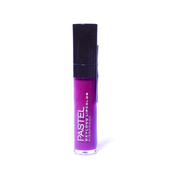 Ruj mat lichid rezistent la transfer, Daylong Lipcolor Kissproof, Pastel, nuanta 28, 7 ml poza