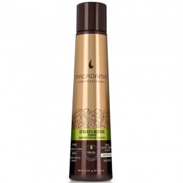 Sampon Hidratant pentru Bucle - Macadamia Professional Ultra Rich Moisture Shampoo 100 ml