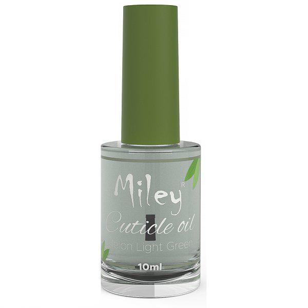 Ulei pentru Cuticule Miley Coconut Melon Light Green, 10 ml esteto.ro