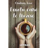 Emotii care te trezesc - Cristian Tone, editura Letras