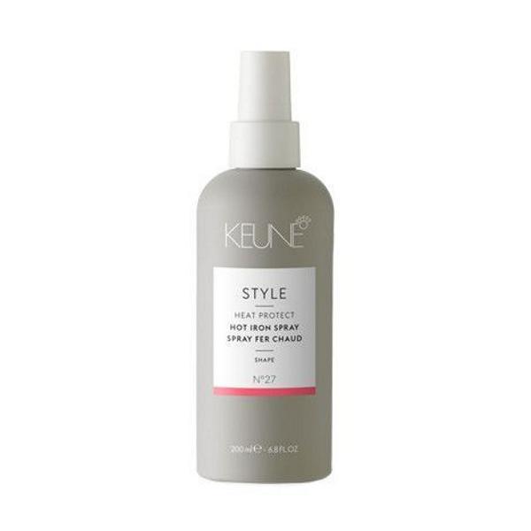 Spray pentru Protectia Termica a Parului Style Hot Iron Keune, 200ml