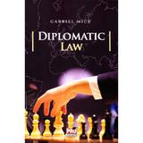 Diplomatic law - Gabriel Micu, editura Pro Universitaria
