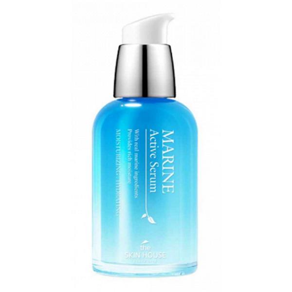 Ser Concentrat Hidratant The Skin House Marine Active, 50 ml imagine