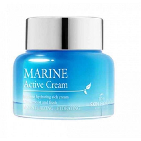 Crema pentru Fata Hidratanta The Skin House Marine Active, 50 ml
