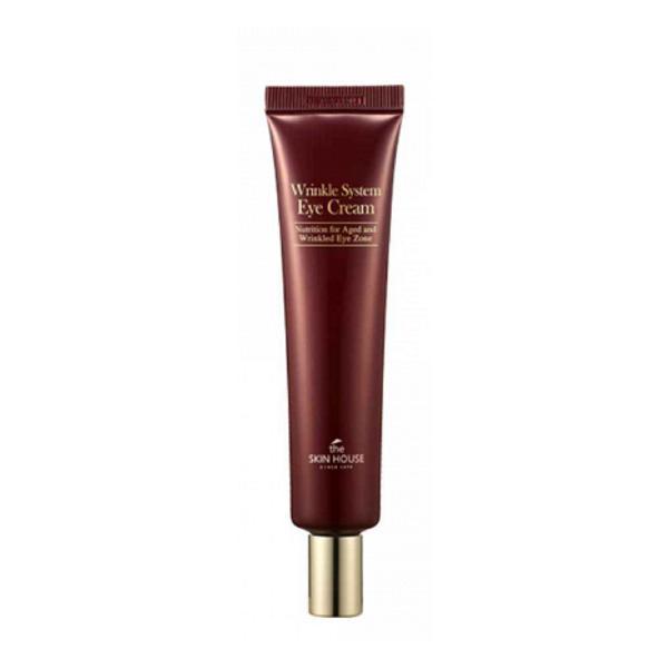 Crema pentru Ochi Antirid cu Colagen The Skin House Wrinkle System, 40 ml