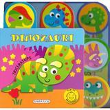 Pentru prichindei. Dinozauri, editura Girasol