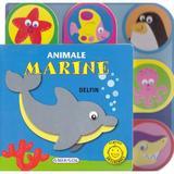 Pentru prichindei. Animale marine, editura Girasol