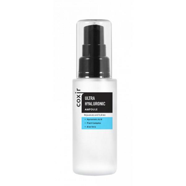 Ser Concentrat Hidratant Coxir Ultra Hyaluronic, 50 ml