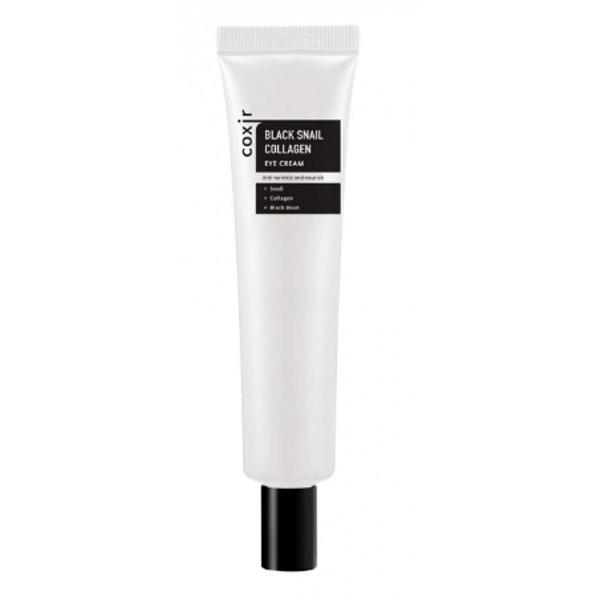 Crema pentru Ochi Antirid cu Extract de Melc Coxir Black Snail Collagen, 30 ml