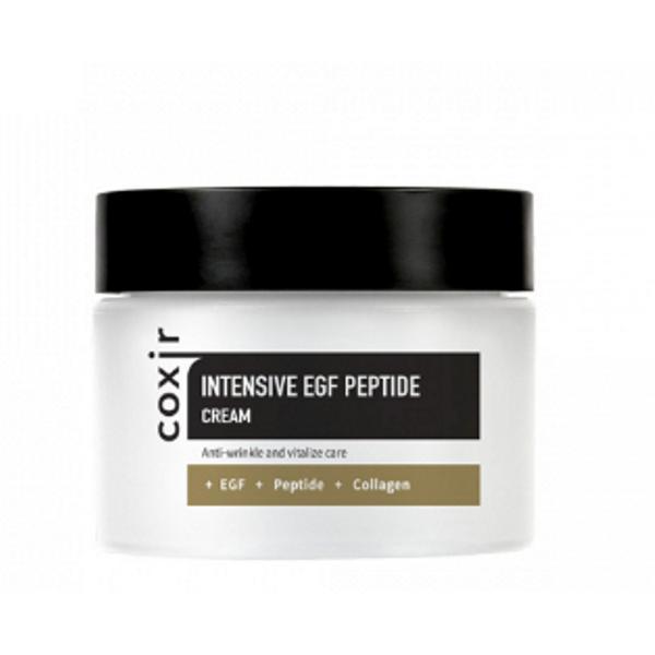 Crema pentru Fata Antirid Coxir EGF Intensive Peptide, 50 ml