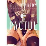 Pactul - Elle Kennedy, editura Epica