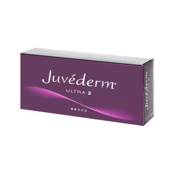 Serum Acid Hialuronic Juvederm Ultra 2, cut cu 2sr x 0,55ml/ sr imagine