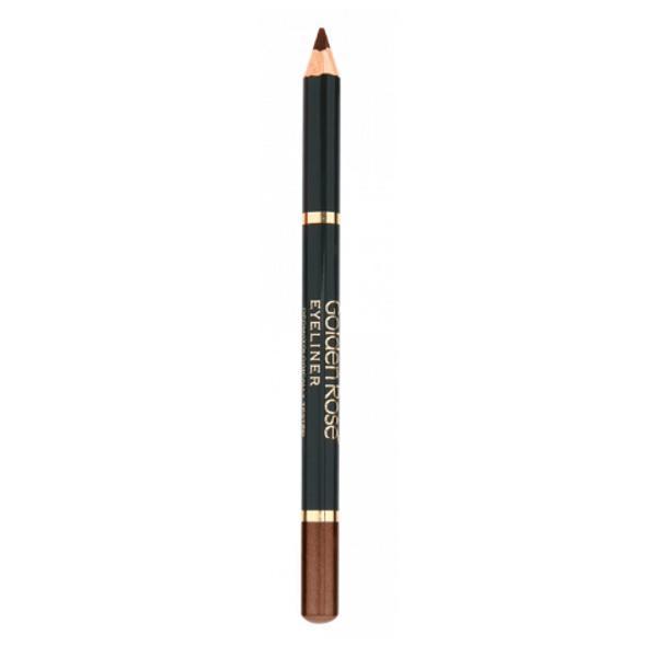 Creion de Ochi Wooden Golden Rose, maro imagine