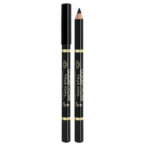 Creion de Ochi True Kohl Golden Rose, negru imagine