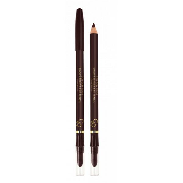 Creion de Ochi Smoky Effect Golden Rose, maro imagine