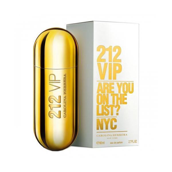 Apa de Parfum pentru femei Carolina Herrera 212 Vip 80ml imagine produs