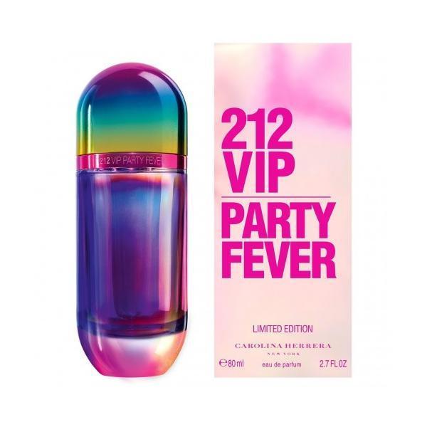 Apa de Toaleta pentru femei Carolina Herrera 212 Vip Party 80ml imagine produs