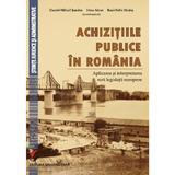 Achizitiile publice in Romania - Daniel Mihail Sandru, Irina Alexe, editura Universitara