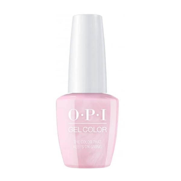 Oja Semipermanenta OPI Gel Color – The Color That Keeps On Giving 15ml esteto.ro