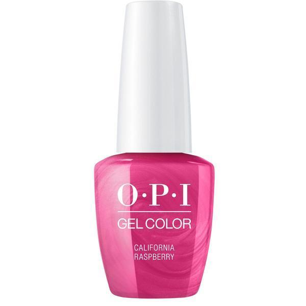 Oja Semipermanenta OPI Gel Color – California Raspberry, 15ml