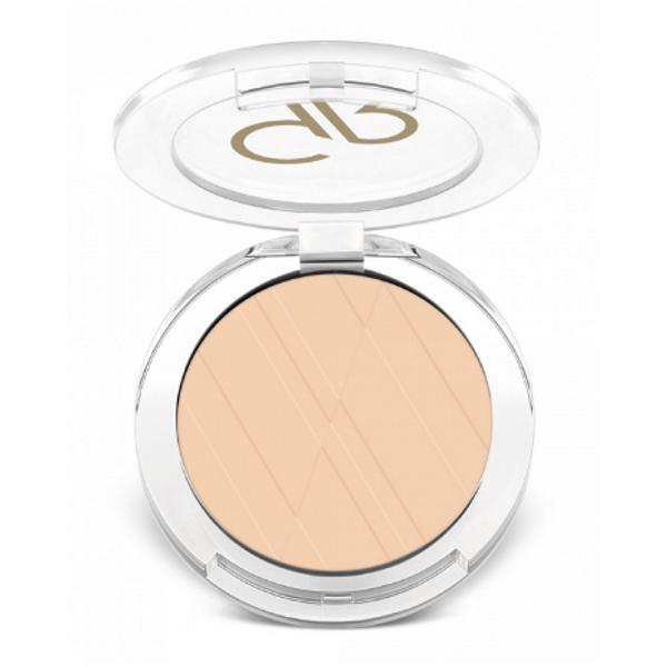 Pudra Pressed Powder SPF 15 Golden Rose 12,7 g, nuanta 105 Soft Beige imagine