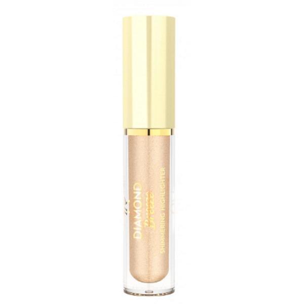Iluminator Lichid Diamond Breeze Golden Rose 4,5 ml, nuanta 02 Champagne imagine produs