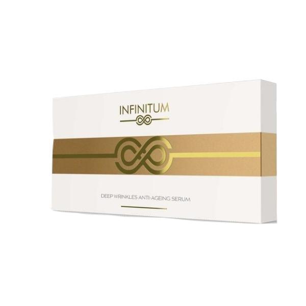 Ser anti-ageing, INFINITUM, Acid hialuronic 7x2ml imagine