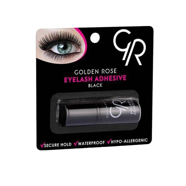 Adeziv pentru Gene False Waterproof Negru Golden Rose, 3g imagine produs