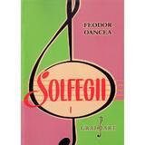 Solfegii. Set 3 volume - Feodor Oancea, editura Grafoart