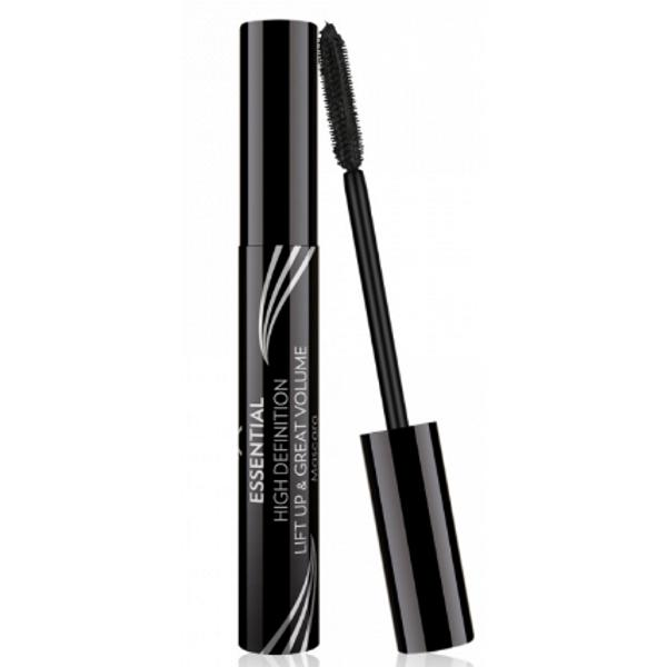 Mascara Essential Hight Definition & Liftup & Great Volume Golden Rose, 9 ml imagine produs