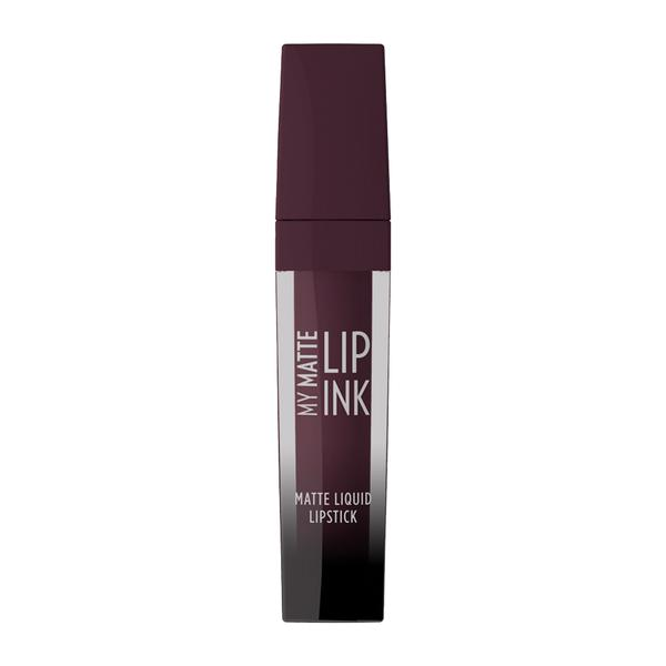 Ruj Lichid My Matte Lip Ink 14 Golden Rose, 5ml imagine produs