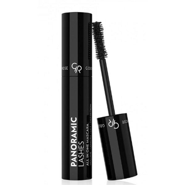 Mascara Panoramic Lashes Golden Rose, 13 ml imagine produs