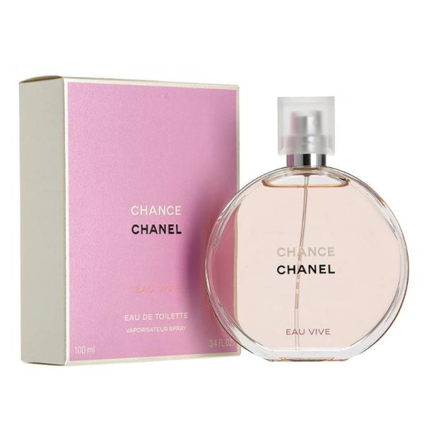 Apa de Toaleta pentru femei Chanel Chance Eau Vive, 100 ml imagine produs