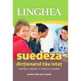 Suedeza. Dictionarul tau istet suedez-roman, roman-suedez, editura Linghea