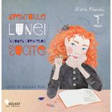 Aventurile Lunei in lumea cuvintelor sucite - Diana Popescu, editura Vellant