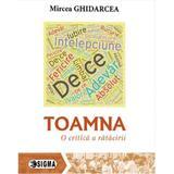 Toamna - Mircea Ghidarcea, editura Sigma