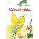 Fluturasul zglobiu - Vali Slavu, editura Sigma