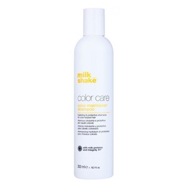 Sampon de protecție și hidratare pentru păr vopsit Milk Shake Color Care 300ml imagine