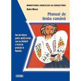 Manual de limba romana - Maria Bako - Curs de initiere pentru adultii straini, editura Sigma
