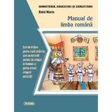 Manual de limba romana - Maria Bako - Curs de initiere pentru copiii strainilor - Statut refugiat, editura Sigma