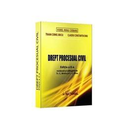 Drept procesual civil Ed.2 - Viorel Mihai Ciobanu, editura National